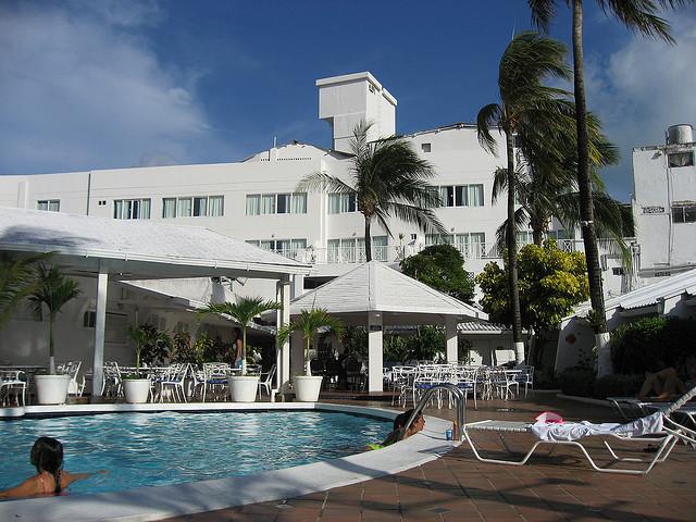 Ocupaci n hotelera en colombia aumenta a 52 8 de enero a for Hotel casa blanca san andres