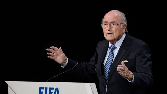 Jose Blatter reelegido en Fifa