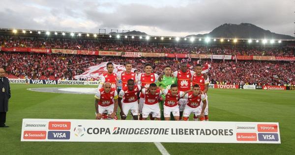 Santa fe copa libertadores 2015
