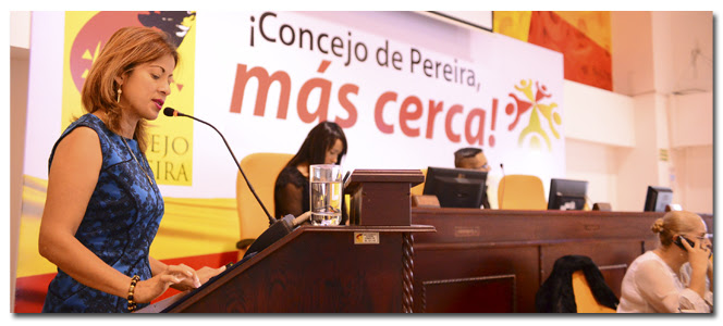 Patricia Castañeda secretaria de educacion pereira