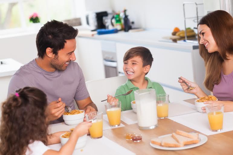 Salud consejos en familia