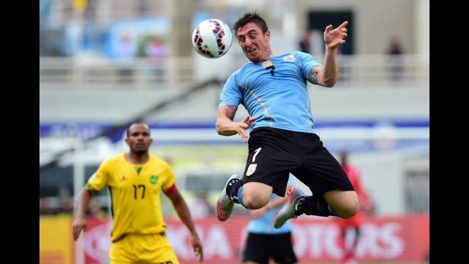 Uruguay defiende su título ante Jamaica 4