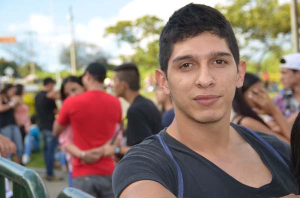juan carlos reyes director de colombia joven