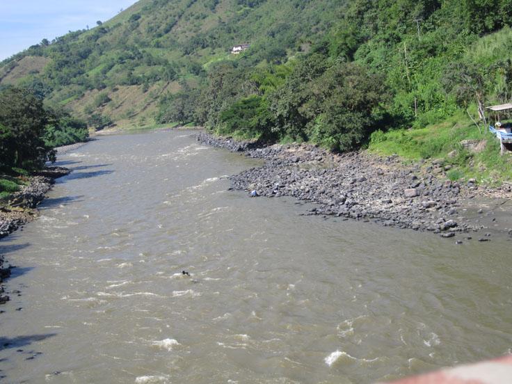Rio Cauca Arauca foto dos