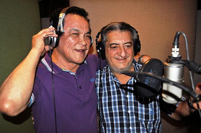 Alfredo gutierrez y su compadre calixto ochoa