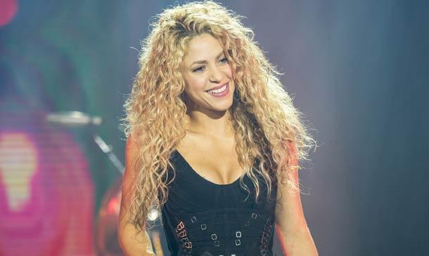 Shakira recupera su figura