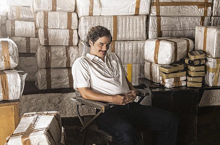 Wagner Moura es Escobar en 'Narcos', de Netflix