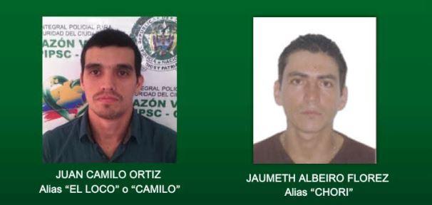 asesinos de periodista flor alba nuñez