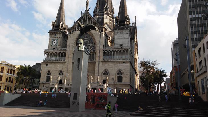 Catedral de Manizales oct de 015