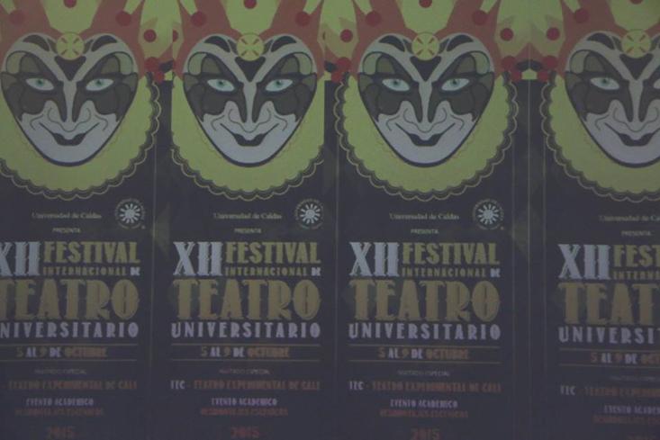 Festival Internacional de teatro universitario