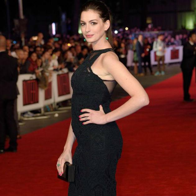 La Actriz Anne Hathaway Espera Su Primer Hijo