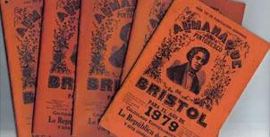 El Almanaque Bristol Un Joven De 185 A Os Eje21