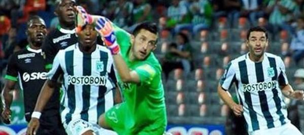 Copa libertadores nacional  y cali 2016
