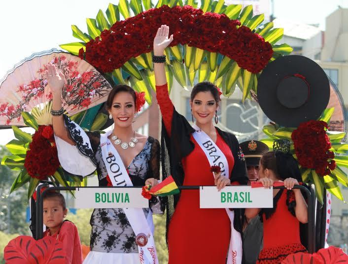 Feria 60 carretas del rocio bolivia-brasil