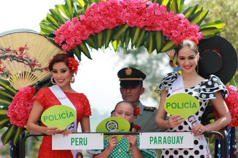 feria 60 carretas del rocio peru - paraguay