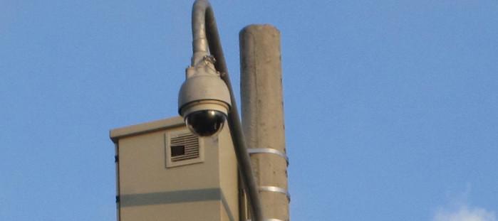 Cámara de seguridad foto dos