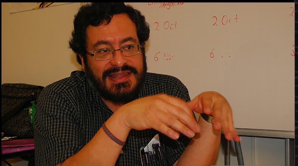 Carlos Edmundo Murillo de la Universidad Nacional
