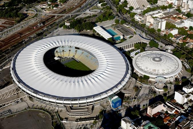 Estadio Maracaná de Río de Janeiro