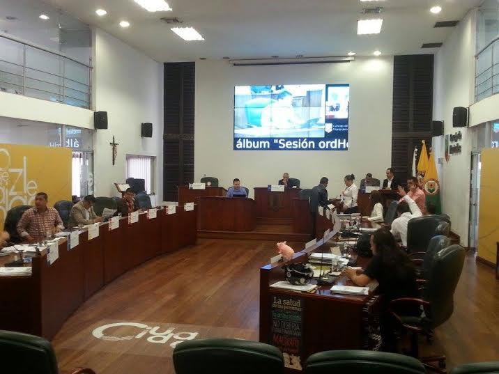 Informe en el concejo sobre infimanizales