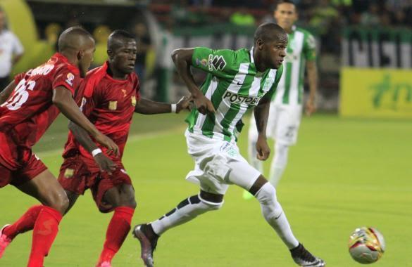 Nacional le gano con Autogol al Rionegro Aguila feb 13 de 016