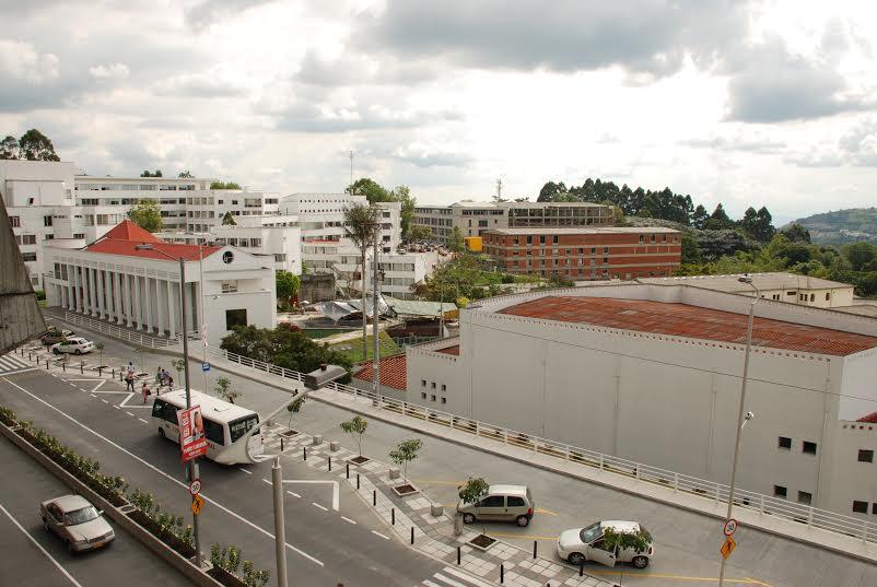 Universidad Nacional Manizales