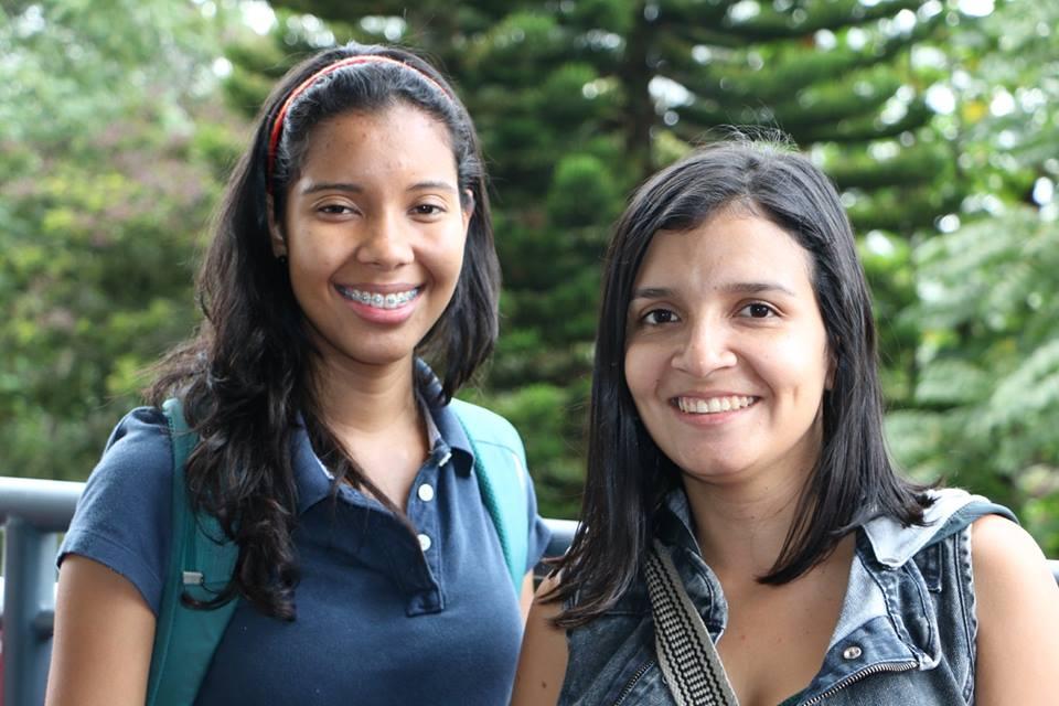Érika Tatiana Castañeda Sastre y Luisa Fernanda Velasco García
