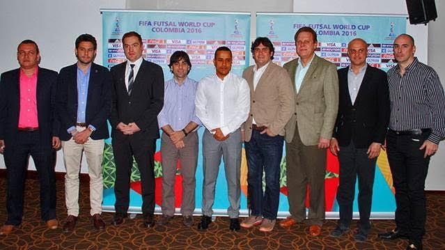 Comite de Medellin Copa Mundial Fútsal