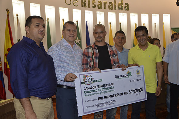 Concurso Risaralda Verde ganadores