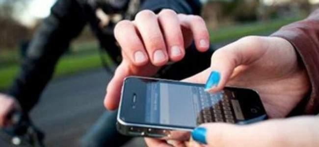robo de celulares
