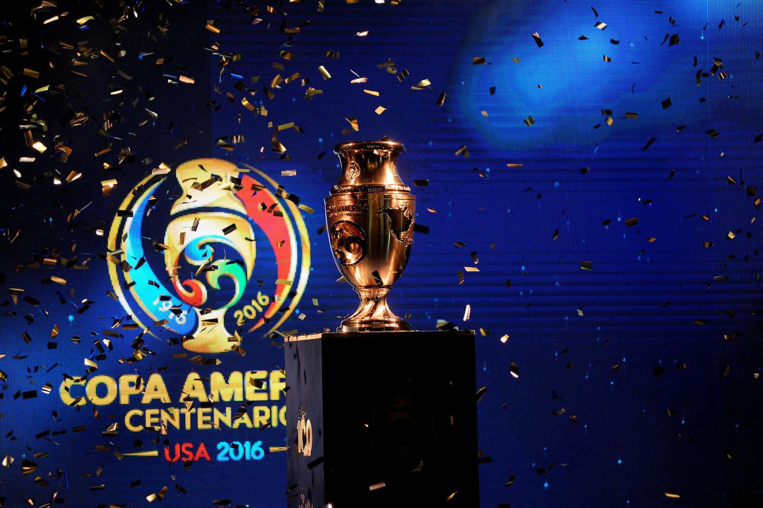 Copa América Centenario abril 28 de 016