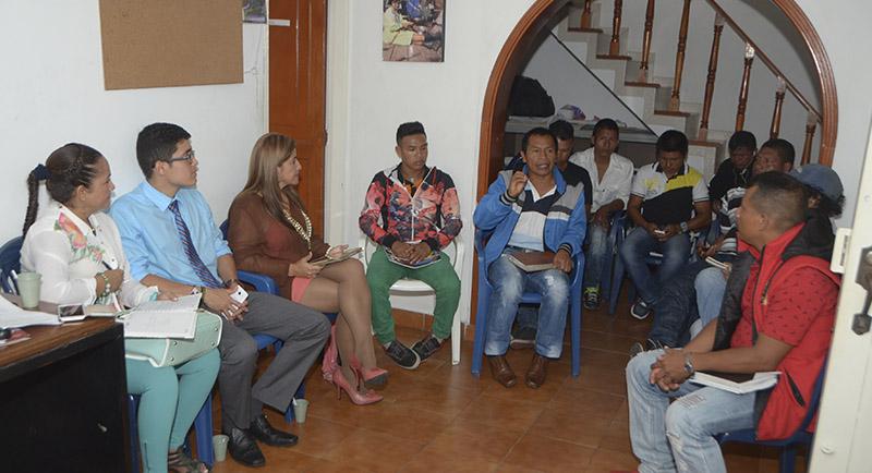 Indigenas de Risaralda