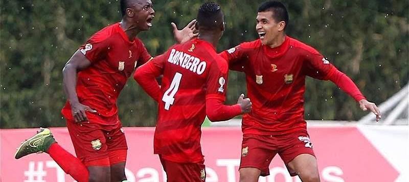 Rionegro asumió el comando de la Liga Colombiana