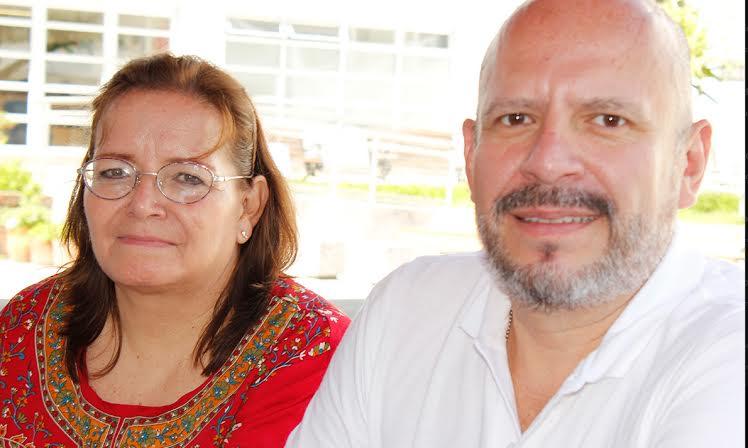 Silvia Rebeca Zires Ortiz y Carlos Eloy Díez Arzate