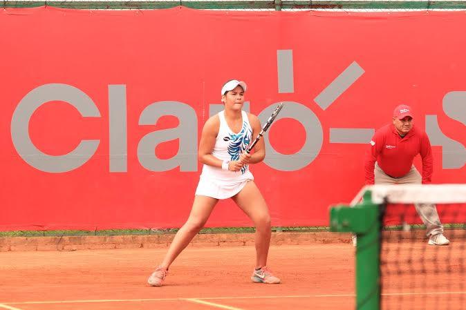 Sofía Múnera tenista colombiana
