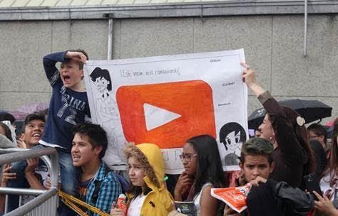 youtubers seguidores