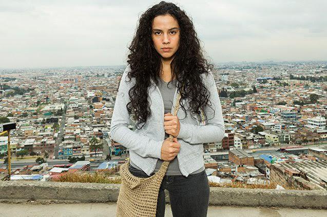 Ana María Estupiñán interpreta a Belky