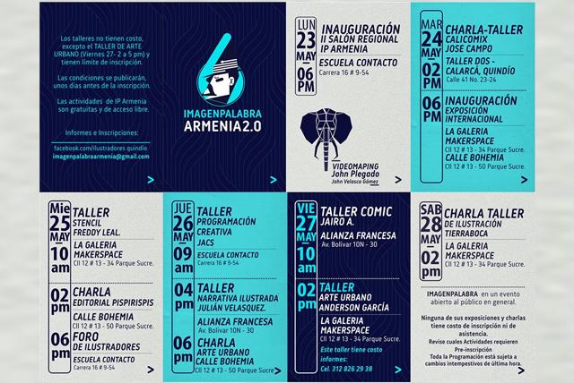 Armenia II Encuentro de Imagen