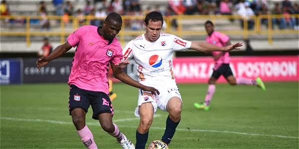 Boyacá Chicó vs. Medellín