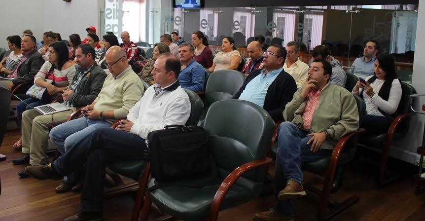 Concejo de Manizales discusion Plan de Desarrollo