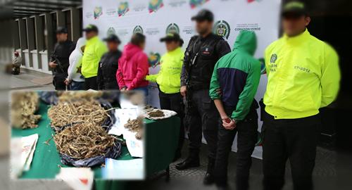 Delincuentes capturados en manizales abril 02 de 016