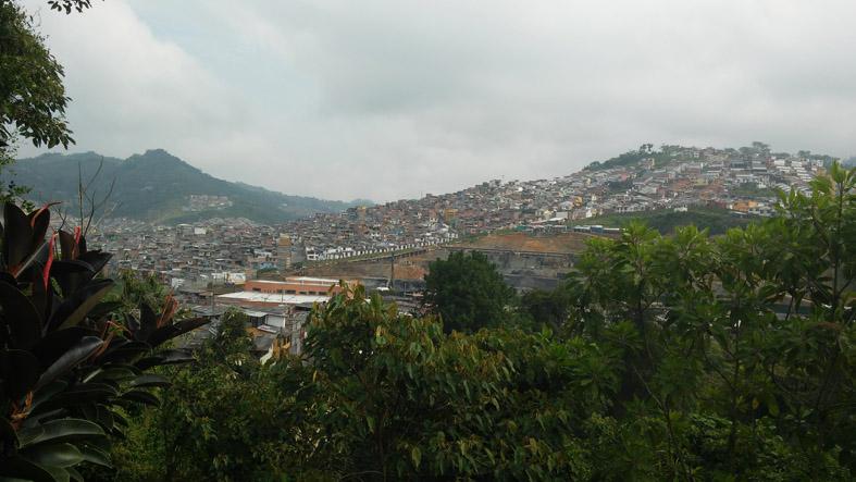 Manizales barrios del nororiente