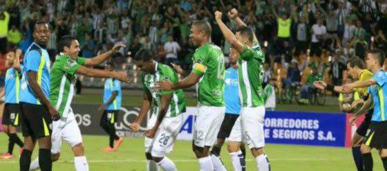 Nacional se puso al día en la liga y derroto a Equidad 3-0