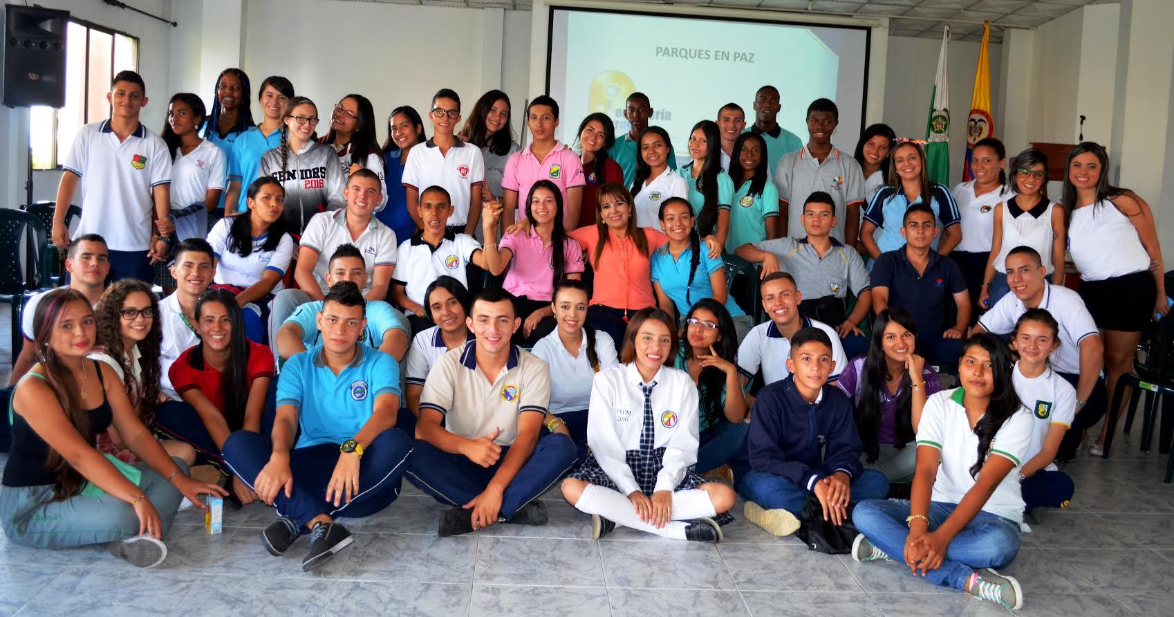 Personeros estudiantiles de Pereira