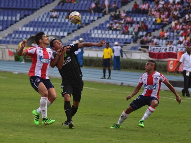 Atlético Junior y Nacional empataron