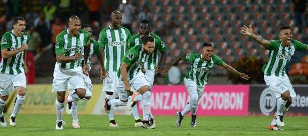 Atlético Nacional clasificó a las semifinales de la Liga Colombiana junio 6 de 016