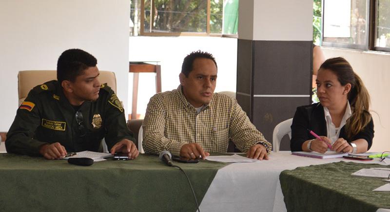 Carcel El Pilamo construccion funcionarios