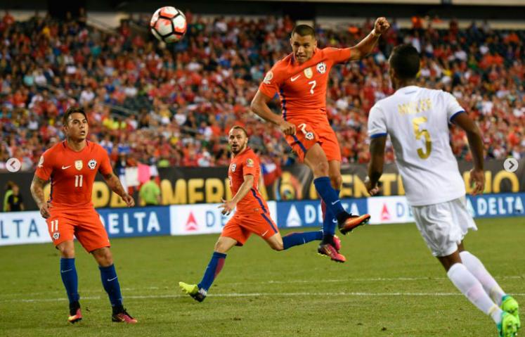 Chile clasifica dobletes