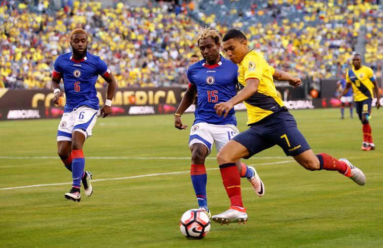 Ecuador vs Haiti