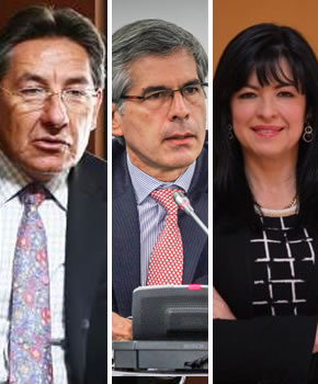 Fiscal general candidatos
