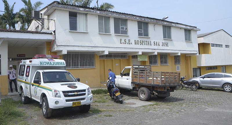 Hospital san jose risaralda depto